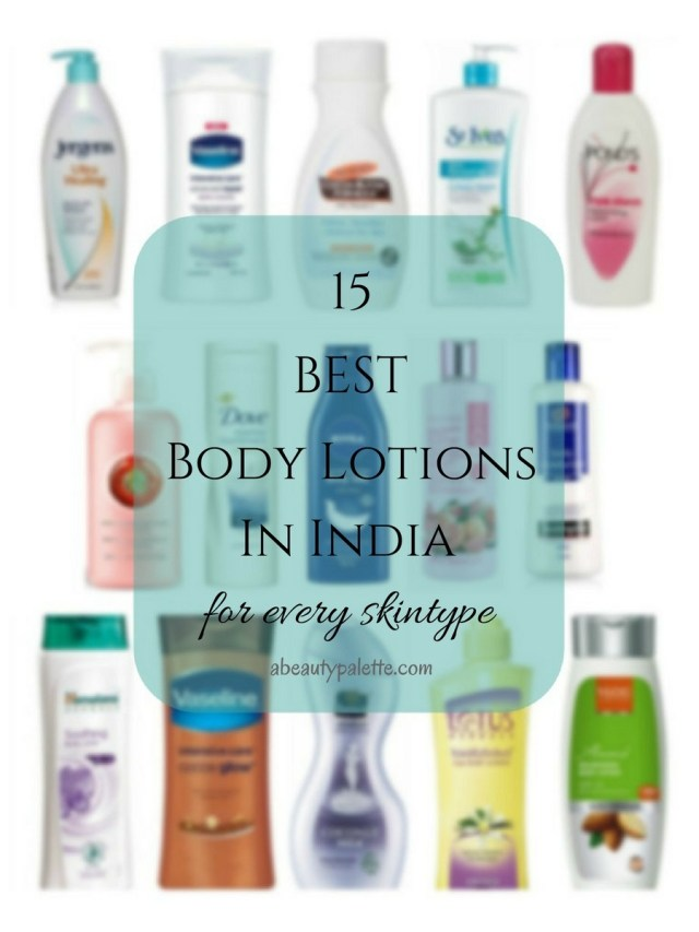 best body lotion for very dry skin