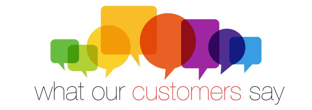 Customer testimonials - free marketing strategies