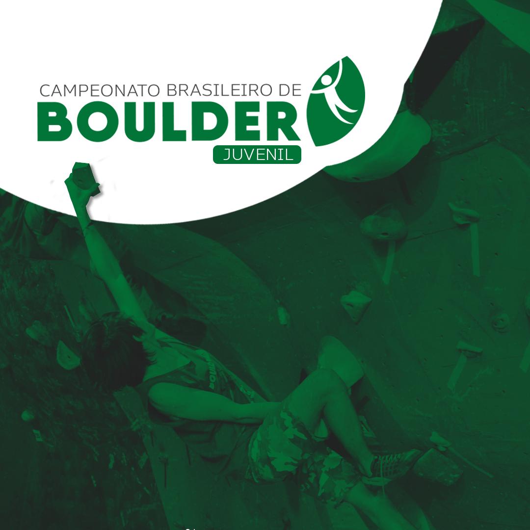 Campeonato Brasileiro de Boulder Juvenil 2019