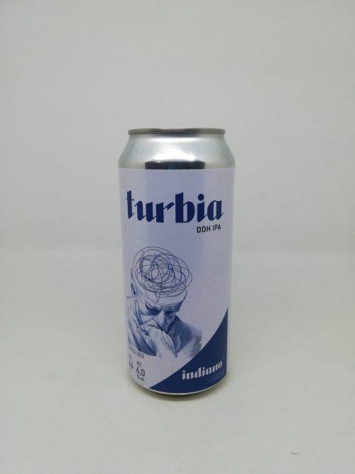 indiano turbia cerveza artesana