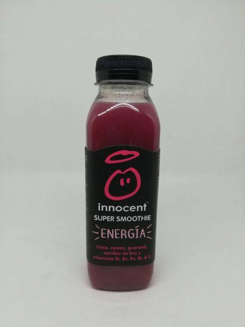Innocent Super Smoothie Energia