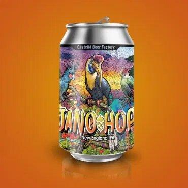 jano hop castello beer factory