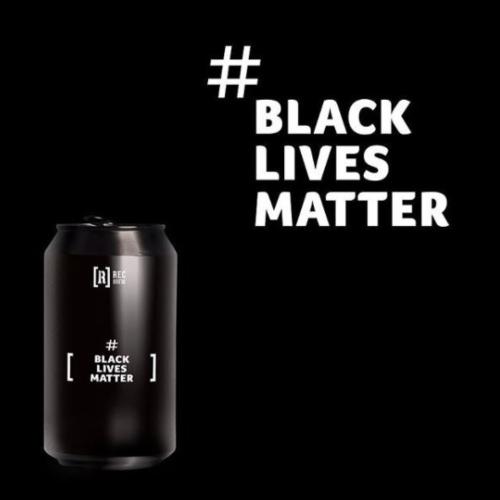 Rec Brew Black Lives Matter