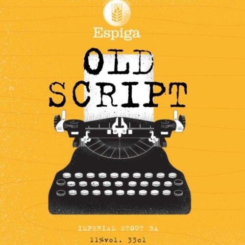 Espiga Old Script