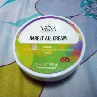Review: V&M Naturals Bare It All Cream