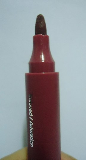 Lipstain end