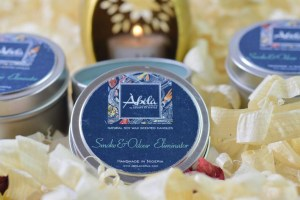 Abela Citronella Scented Soy Candle