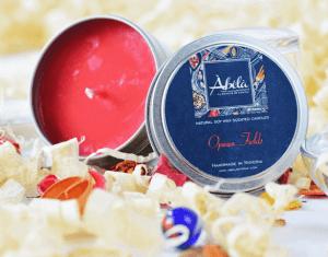 Abela Candle Meyer Lemon Fragrance