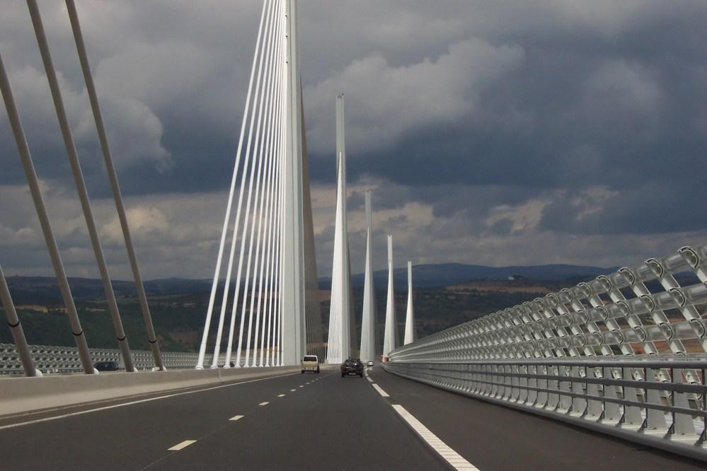 Viaducto de Millau, un proyecto de Norman Foster (2/6)