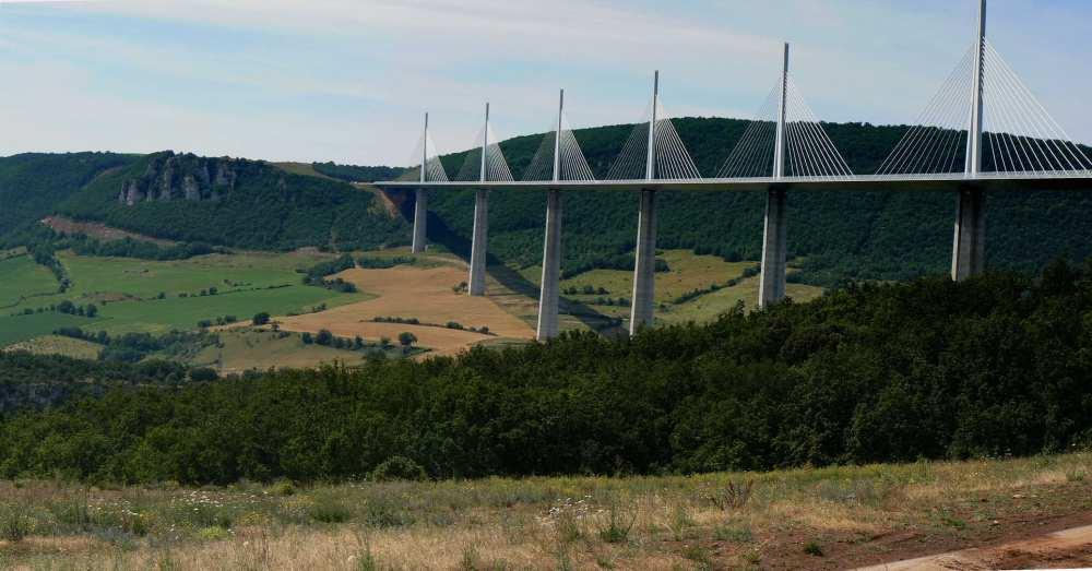 Viaducto de Millau, un proyecto de Norman Foster (4/6)
