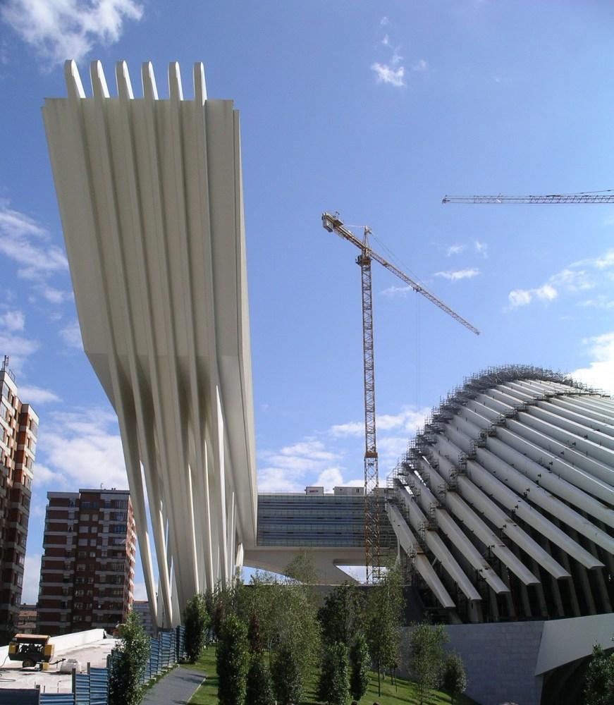 Santiago Calatrava en Oviedo (6/6)