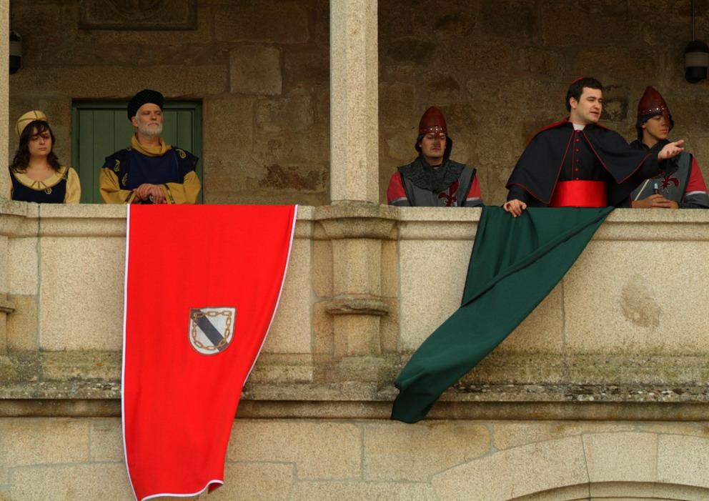 Santa Hermandad del Reino de Galicia: a revolta dos irmandiños (5/6)