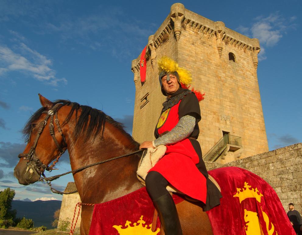 Santa Hermandad del Reino de Galicia: a revolta dos irmandiños (1/6)