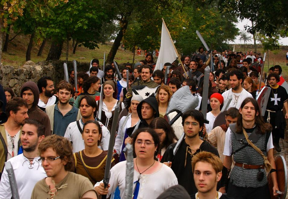 Santa Hermandad del Reino de Galicia: a revolta dos irmandiños (3/6)