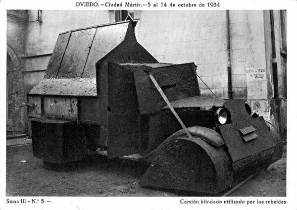 La Soledad de Asturias en la Revolución de Octubre de 1934 (6/6)