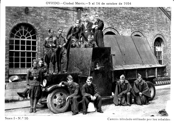 La Soledad de Asturias en la Revolución de Octubre de 1934 (4/6)