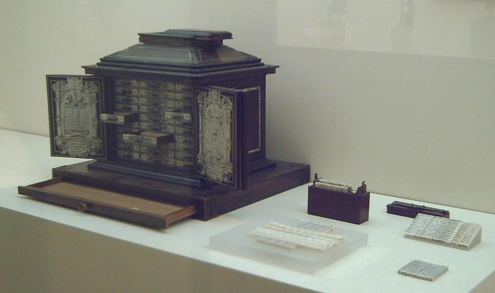 Evolución histórica: Ordenadores e Informática (2/6)