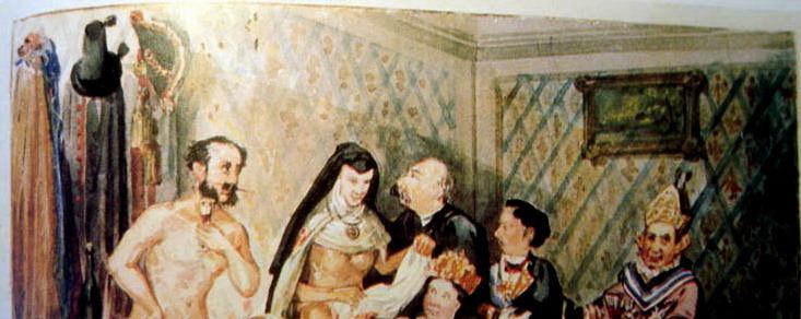 Valeriano y Gustavo Adolfo Bécquer en la Corte de Isabel II  (6/6)