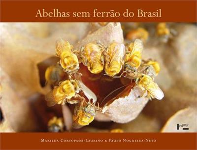 livro abelhas sem ferrão do Brasil