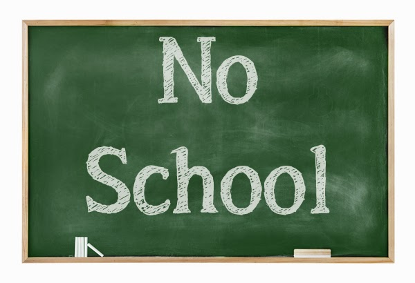 No School – Holiday or Institute Day