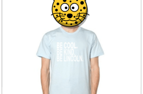 Order your Lincoln Elementary Kindness T-shirts