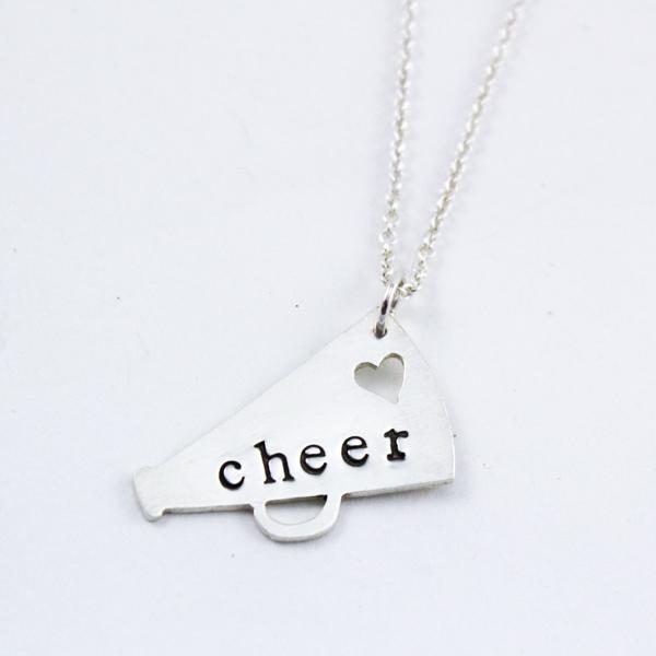 Cheerleader necklace