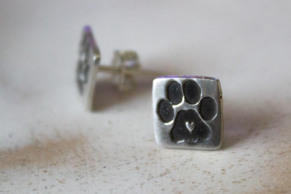 dog lover earrings