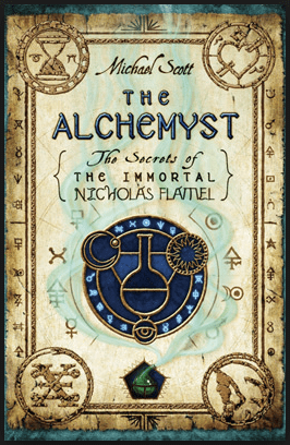 Review: The Alchemyst – The Secrets of the Immortal Nicholas Flamel