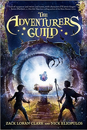 Review: The Adventurers Guild