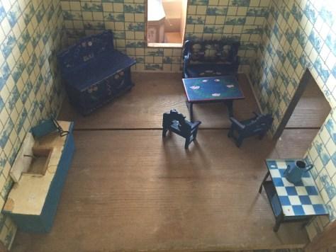 De køkkenmøbler jeg har liggende.