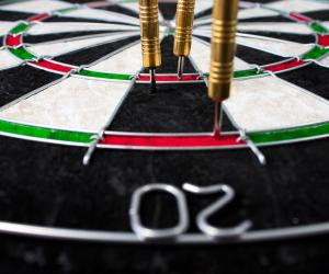 Abelson partners Low6 for PDC darts pool betting apps