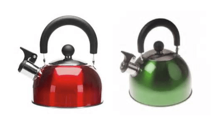 CAMPGEAR 2.7ℓ WHISTLING KETTLE