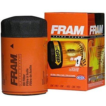 Fram Oil Filter CH2801