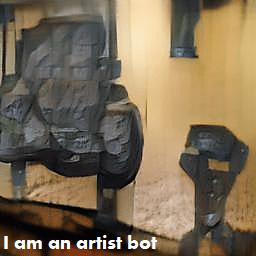 I am an artist bot