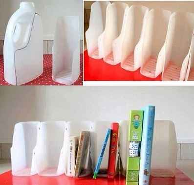 bidon de lessive recycl. Black Bedroom Furniture Sets. Home Design Ideas
