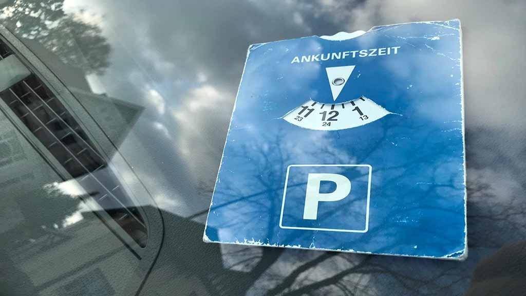Parken in Hermsdorf