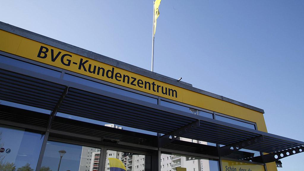BVG öffnet Kundenzentren