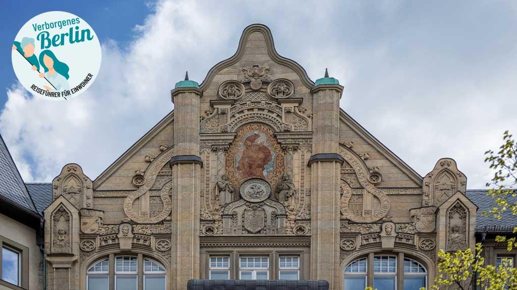 Verborgenes Berlin: Schätze des Jugendstils am Roten Adler