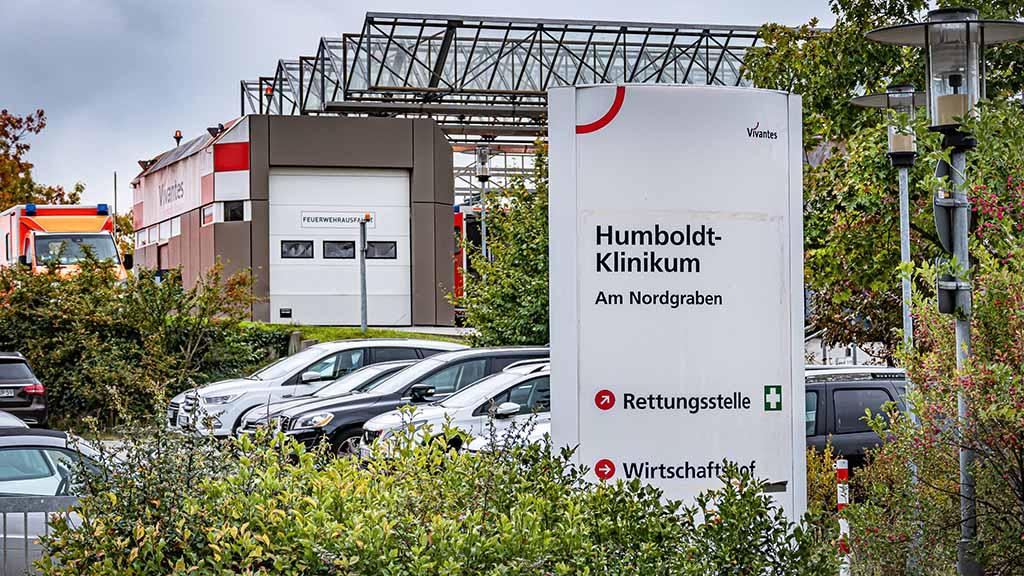 Berliner Humboldt-Klinikum