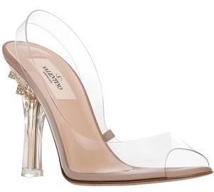 Schuhe Valentino - PVC, Highheels