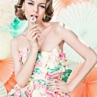 Sommerkleider Retro Style - Lena Hoschek 2014