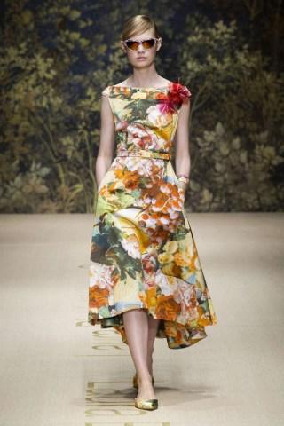 Sommerkleider 2014 - Laura Biagotti
