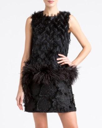 LANVIN Abendkleider schwarz