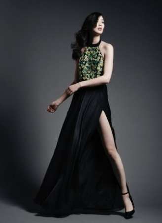 Abendkleider Meissen Couture