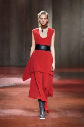 Rotes Kleid Marni