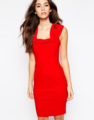 Rote Kleider bei ASOS - Rote Kleider online Shop | Abendkleider4You