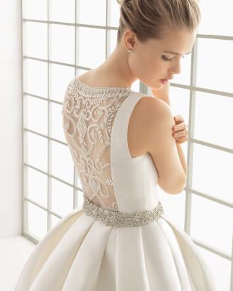 Rosa Clará Hochzeitskleider 2016