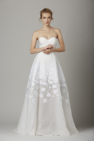 Lela Rose Promi Brautkleider