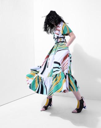 Sommerkleider 2017, fotocredit Emilio Pucci