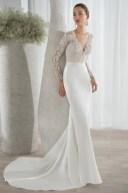 Langarm Brautkleid - Demetrios